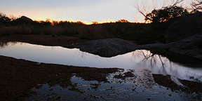 Sunrise Big Sandy Creek. Image #2