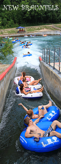 The Chute New Braunfels
