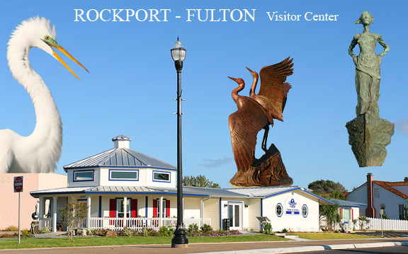 Rockport - Fulton Visitor Center
