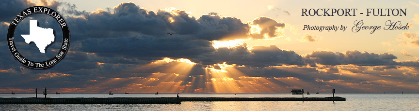 Sunrise Aransas Bay, Rockport Texas
