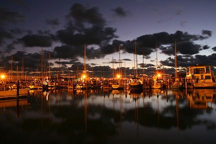 Photo #3, Sunrise at Rockport Marina